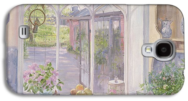 The Ignored Bird Galaxy S4 Case by Timothy Easton