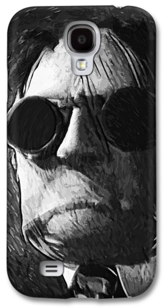 The Invisible Man Galaxy S4 Case by Taylan Soyturk