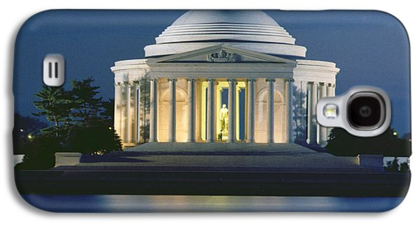 The Jefferson Memorial Galaxy S4 Case by Peter Newark American Pictures