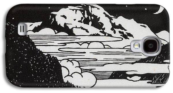 The Jungfrau Galaxy S4 Case by Felix Edouard Vallotton