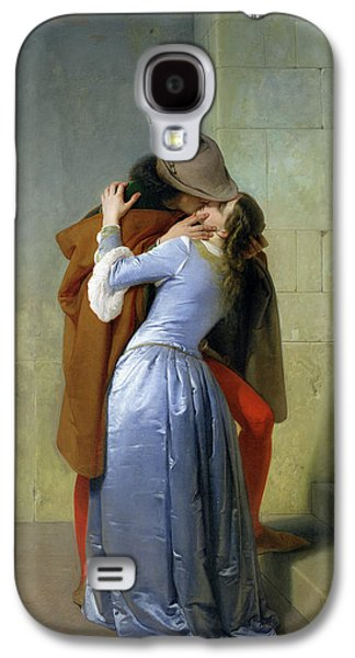 Embracing Galaxy S4 Cases - The Kiss Galaxy S4 Case by Francesco Hayez