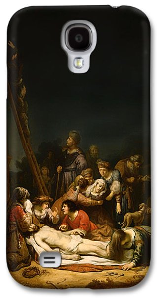 The Followers Galaxy S4 Cases - The Lamentation Galaxy S4 Case by Govaert Flink