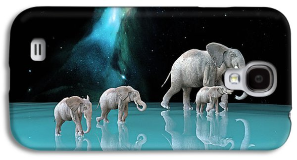 The Last Mother Galaxy S4 Case by Betsy Knapp