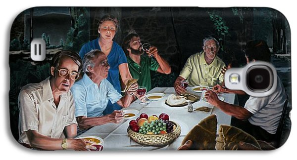 The Last Supper Galaxy S4 Case by Dave Martsolf
