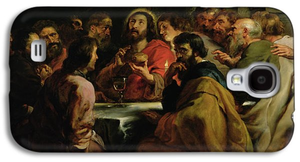 The Last Supper Galaxy S4 Case by Rubens