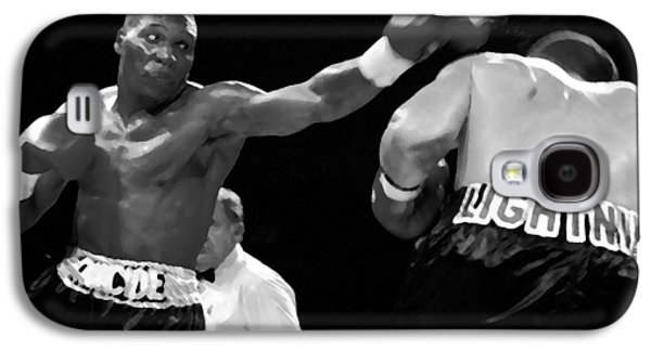 The Left Jab Galaxy S4 Case by David Lee Thompson