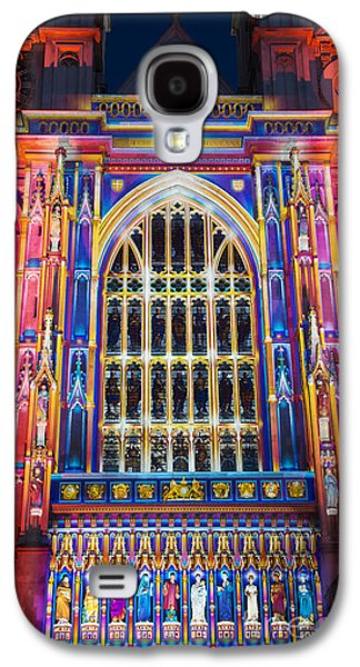 The Light Of The Spirit Westminster Abbey London Galaxy S4 Case by Tim Gainey
