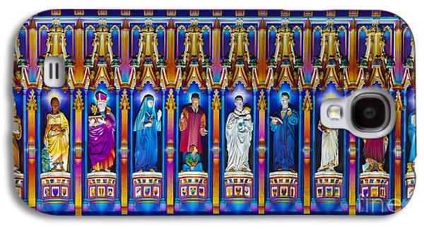 The Light Of The Spirit Westminster Abbey Galaxy S4 Case by Tim Gainey