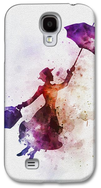 The Magical Nanny Galaxy S4 Case by Rebecca Jenkins