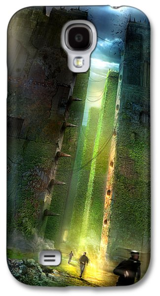 The Maze Runner Galaxy S4 Case by Philip Straub