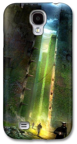 The Maze Runner Galaxy S4 Case by Philip Straub