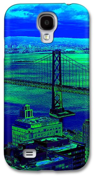 Original Art Photographs Galaxy S4 Cases - The Millennium Galaxy S4 Case by PlusO FineArt