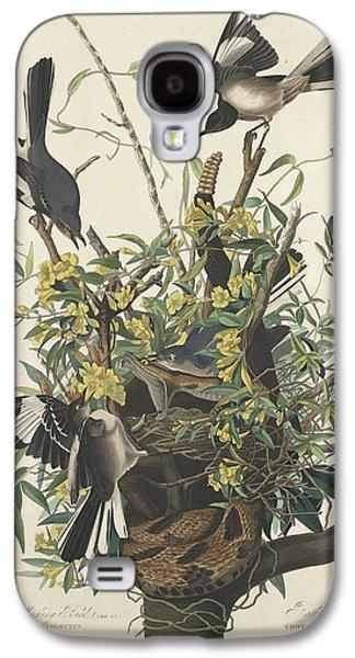 The Mockingbird Galaxy S4 Case by John James Audubon