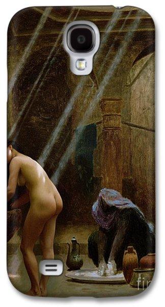 The Moorish Bath Galaxy S4 Case by Jean Leon Gerome