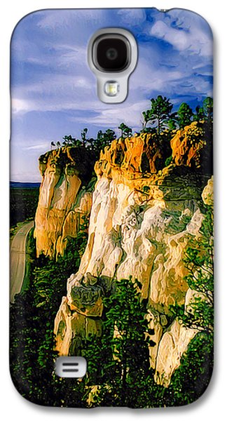 Earth Tones Photographs Galaxy S4 Cases - The Narrows Galaxy S4 Case by Bill Caldwell -        ABeautifulSky Photography