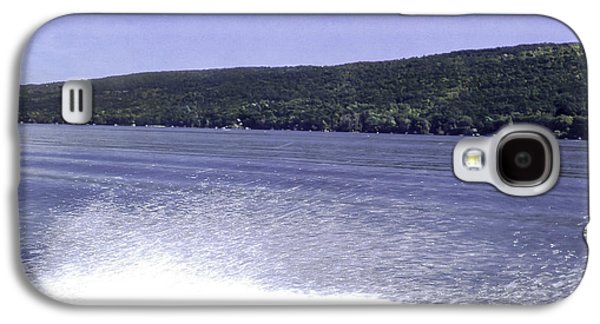 Keuka Galaxy S4 Cases - The Need for Speed Galaxy S4 Case by Alison Squiers