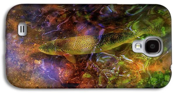 Abstract Nature Galaxy S4 Cases - The Next Best Thing Galaxy S4 Case by Rick Furmanek