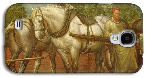 The Noonday Rest  Galaxy S4 Case by George Frederick Watts