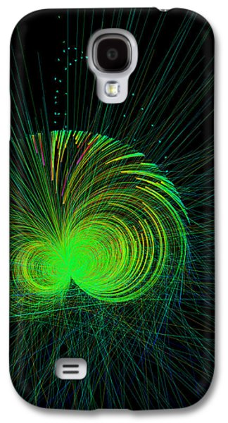 Bison Digital Galaxy S4 Cases - The Owl Galaxy S4 Case by Todd Williams