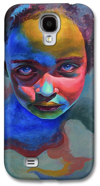 The Palette  Galaxy S4 Case by Fithi Abraham