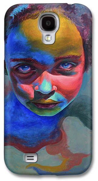 Child Galaxy S4 Cases - The Palette  Galaxy S4 Case by Fithi Abraham