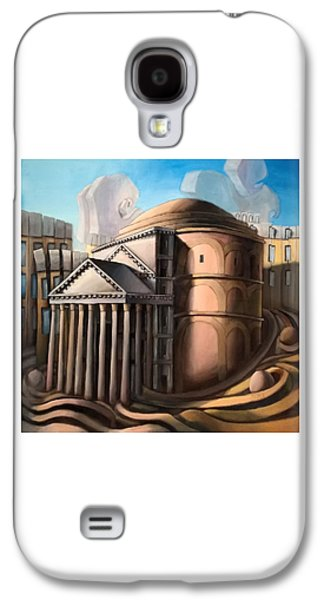 Ancient Galaxy S4 Cases - the Pantheon Galaxy S4 Case by Byron McBride