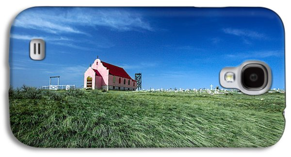 The Pink Church Galaxy S4 Case by Todd Klassy