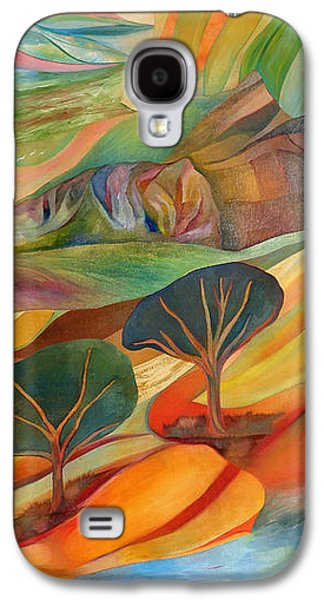 The Promised Land Galaxy S4 Case by Linda Cull