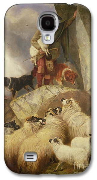 The Rescue Galaxy S4 Case by Richard Ansdell