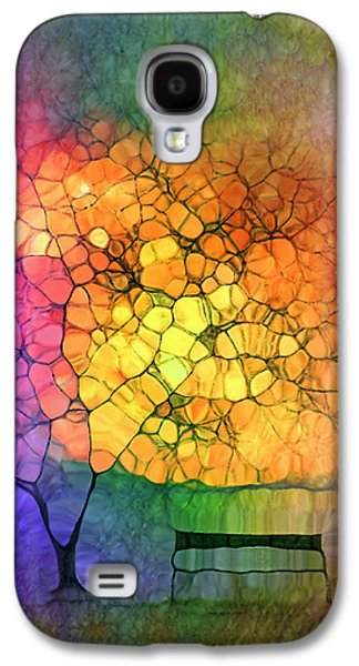 Companion Digital Art Galaxy S4 Cases - The Resting Place for Lost Dreams Galaxy S4 Case by Tara Turner