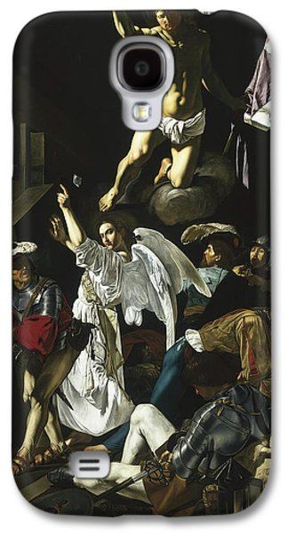 The Resurrection Galaxy S4 Case by Cecco de Caravaggio