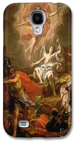 The Resurrection Of Christ Galaxy S4 Case by Noel Coypel