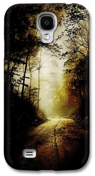 Melancholy Galaxy S4 Cases - The Road to Hell Take II Galaxy S4 Case by Scott Norris