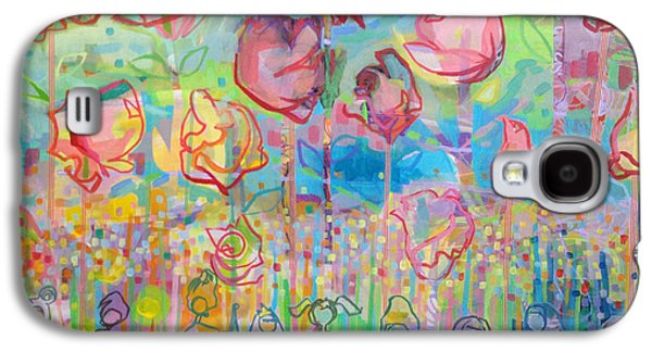 The Rose Garden, Love Wins Galaxy S4 Case by Kimberly Santini