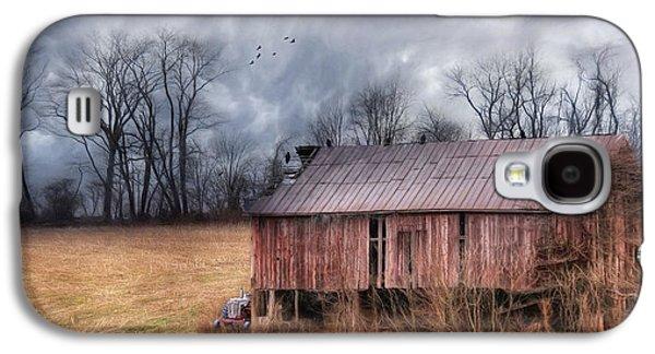 The Rural Curators Galaxy S4 Case by Lori Deiter