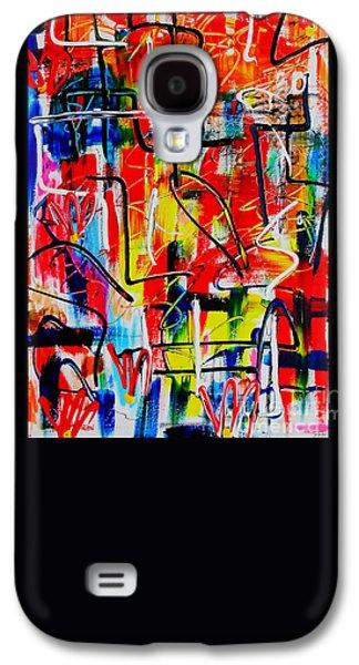 The Secret Place Galaxy S4 Case by Paulo Guimaraes
