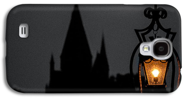 Hermione Granger Galaxy S4 Cases - The Shadows of Hogwarts Galaxy S4 Case by Bobby Uzdavines