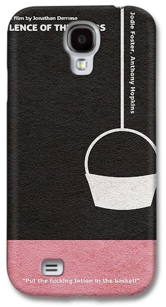 Sheep Digital Galaxy S4 Cases - The Silence of the Lambs Galaxy S4 Case by Ayse Deniz