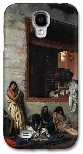 The Slave Market Galaxy S4 Case by Jean Leon Gerome
