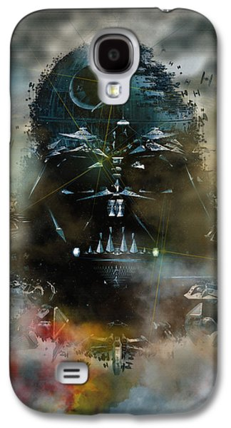 Beatles Galaxy S4 Cases - The Star Wars Saga Galaxy S4 Case by Don Kuing