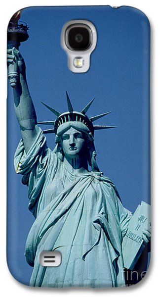 The Statue Of Liberty Galaxy S4 Case by American School