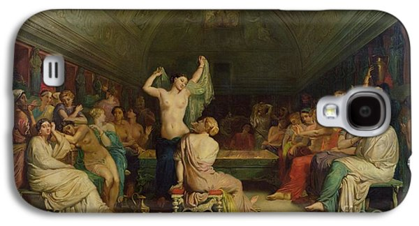 The Tepidarium Galaxy S4 Case by Theodore Chasseriau