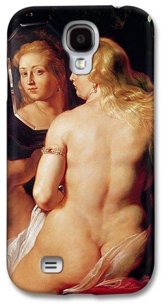 The Toilet Of Venus Galaxy S4 Case by Peter Paul Rubens