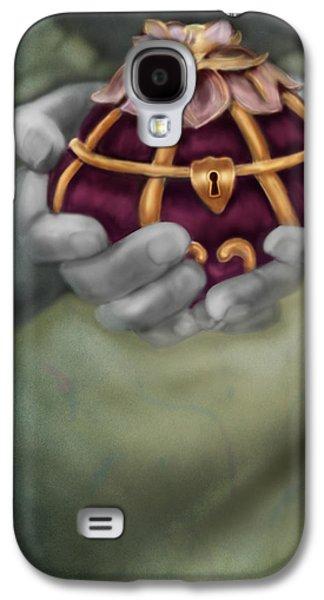 The Treasure Box  Galaxy S4 Case by Maggie Terlecki