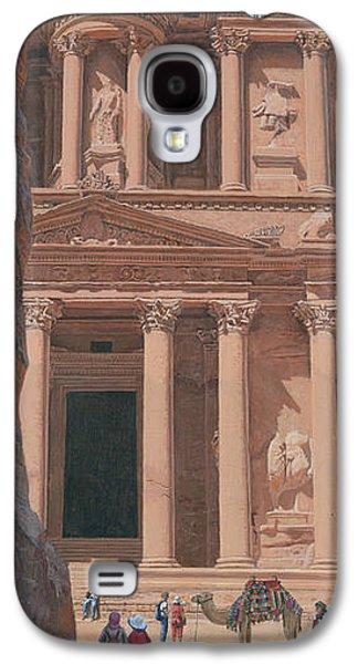 Petra Galaxy S4 Cases - The Treasury Petra Galaxy S4 Case by Richard Harpum
