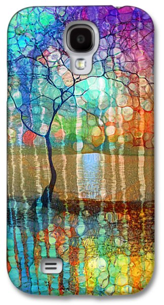 Companion Digital Art Galaxy S4 Cases - The Tree of Missing Memories Galaxy S4 Case by Tara Turner