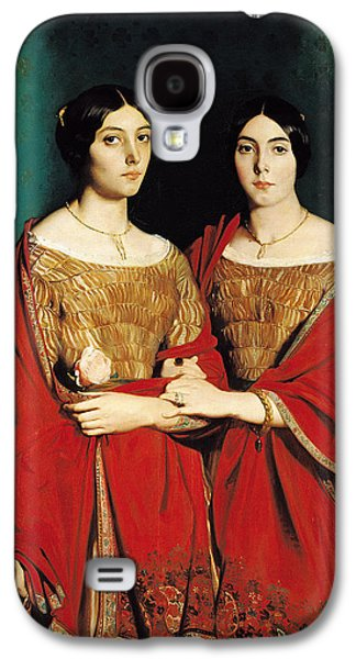 The Two Sisters Galaxy S4 Case by Theodore Chasseriau