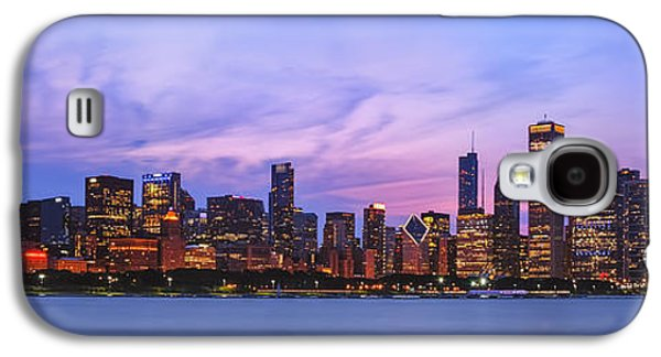 The Windy City Galaxy S4 Case by Scott Norris