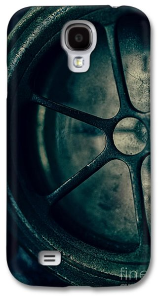 Grid Photographs Galaxy S4 Cases - The Witching Hour Galaxy S4 Case by Edward Fielding