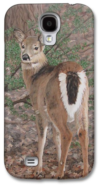 The Yearling Galaxy S4 Case by Sandra Chase